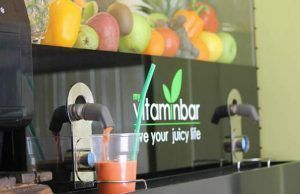 Juice Me Vitamin Bar