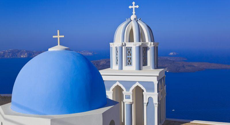 Церковь в Фиростефани