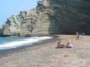 Playa de Koloumbo, Santorini